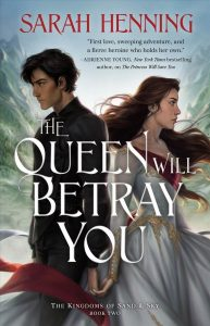 YA Queen will betray you